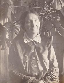 Пищикова (Романова) Екатерина Михайловна. 70-летие. г.Суджа. Фото1951-1952гг.