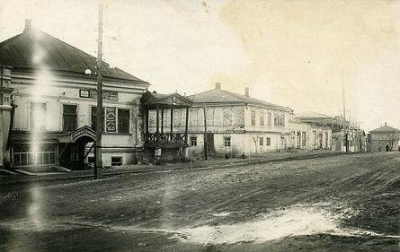 Ул.Доломановка* в станице Аксайская.