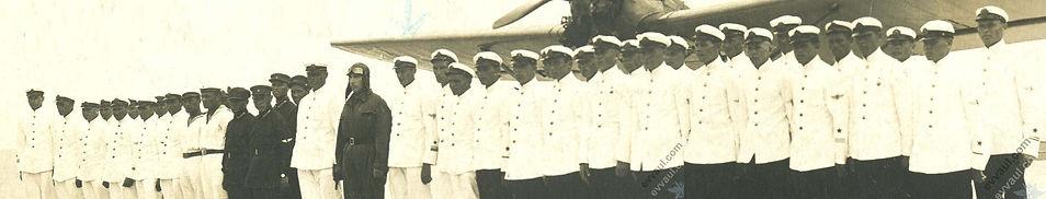Выпуск 1933г Ейской Военной школы морских летчиков и летчиков – наблюдателей ВВС РККА имени И. В. Сталина