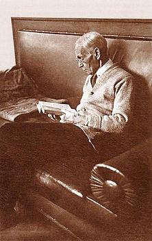 Павел Иванович Голландский. Фото второй половины 1930-х гг.