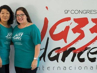 Diretoras do congresso internacional de jazz Dance no Brasil