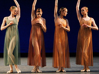 Um olhar sobre Balanchine-Robbins