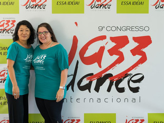 Congresso de Jazz dance, experiências praticas e teóricas