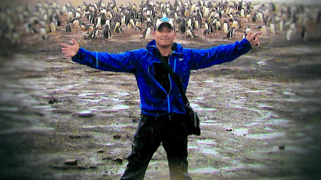 Pete - Antarctic Peninsula summer, and 10 million penguins!