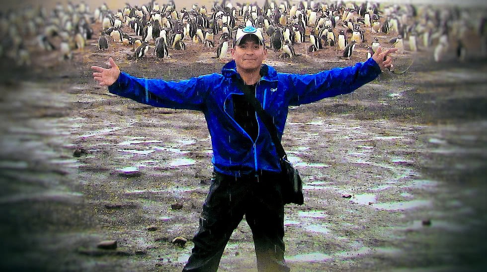 Pete - Antarctic Peninsula summer, and 10 million penguins!