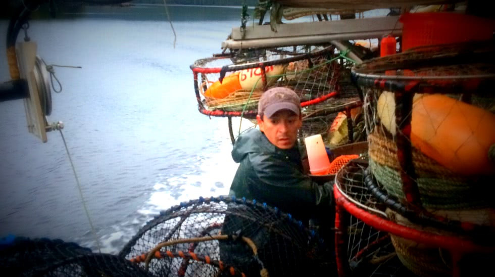 Pete - Commercial Crab Fishing out of Ketchikan in Southeast Alaska