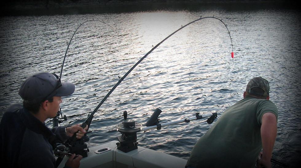 Pete - Best Fishing In Alaska, LLC - Ketchikan Fishing - Catching the Big One!