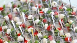 Mediterranean Salad Hors D'oeuvres