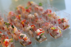 Ceviche Hors D'oeuvres