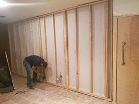 Recording Room Walls