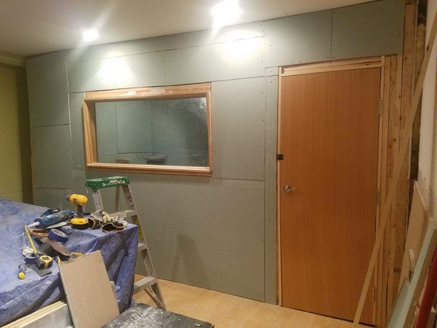Building Vocal Booth