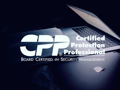CPP-Gold Standard Security Certification