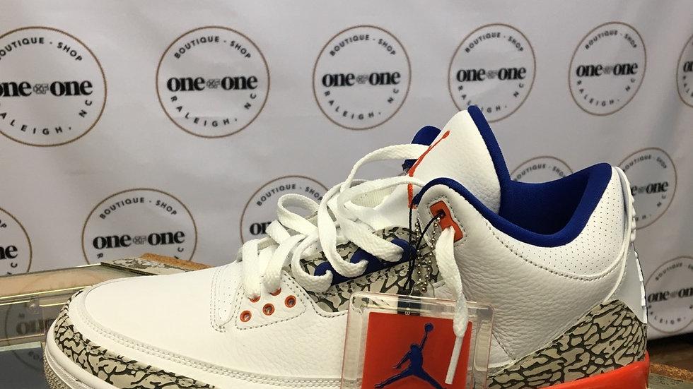 Knicks jordan 3