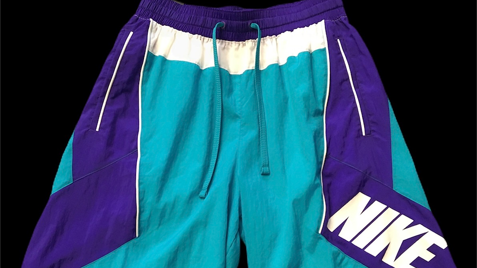 Grape Nike shorts