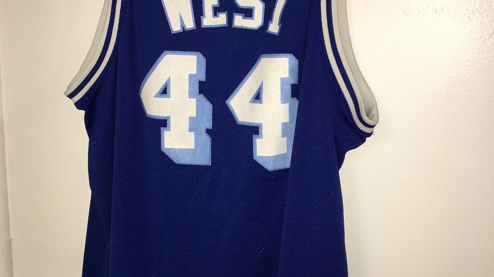 Jerry west LA jersey
