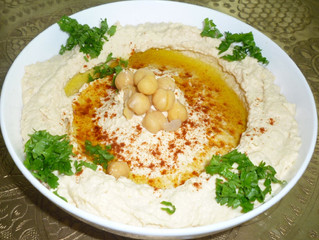 My Lebanese Kitchen's Famous Hummus Recipe