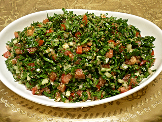 Tabouleh - The Perfect Summer Salad