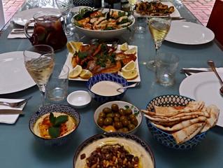 Lebanese Cooking with Bernadette Cheet