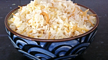 Lebanese Rice - Good Enough To Eat On Its Own
