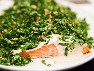 A Lebanese Banquet to Impress