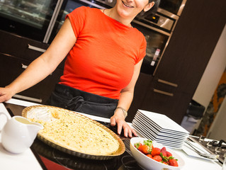 OUR NEW 'LEBANESE BANQUET' COOKING CLASS