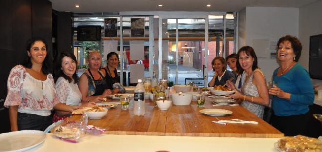 My Lebanese Kitchen - cooking class