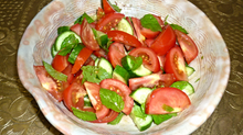 My Lebanese Kitchens Fresh Summer Salad