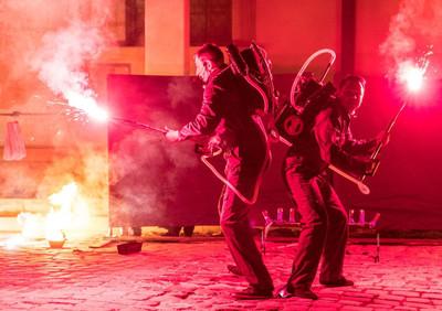 taniec ognia gorzów