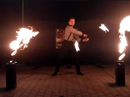 Wyrzutnie ognia