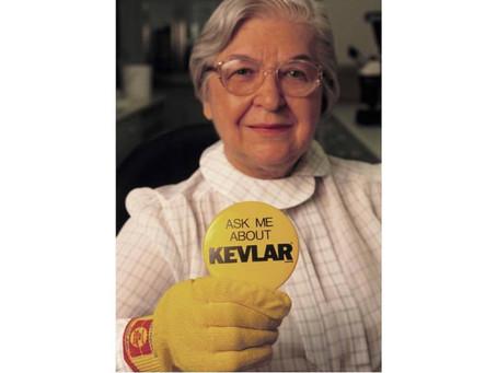 Kevlar - tajna broń artysty fireshow