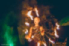 połykacze ognia szczecin