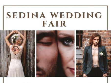 Lascar na targach ślubnych - Sedina Wedding Fair
