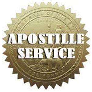 Как Получить Апостиль В Северной Каролине