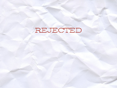 Looking Forward to Rejection