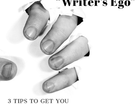 Dealing with Writer's Ego