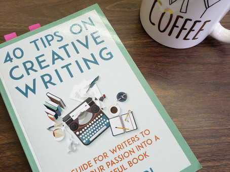 Review- 40 Tips on Creative Writing