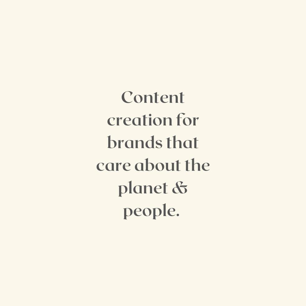 Finding my brand