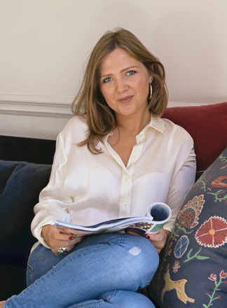 Jules Glesson, owner of Hume Interiors