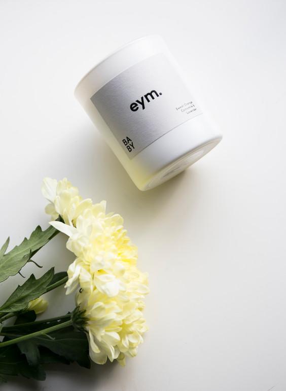 EYM Naturals Baby fragrance