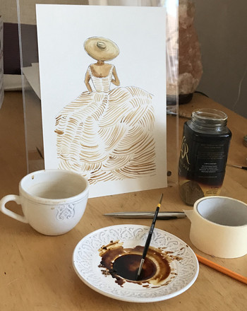 Coffee lesson