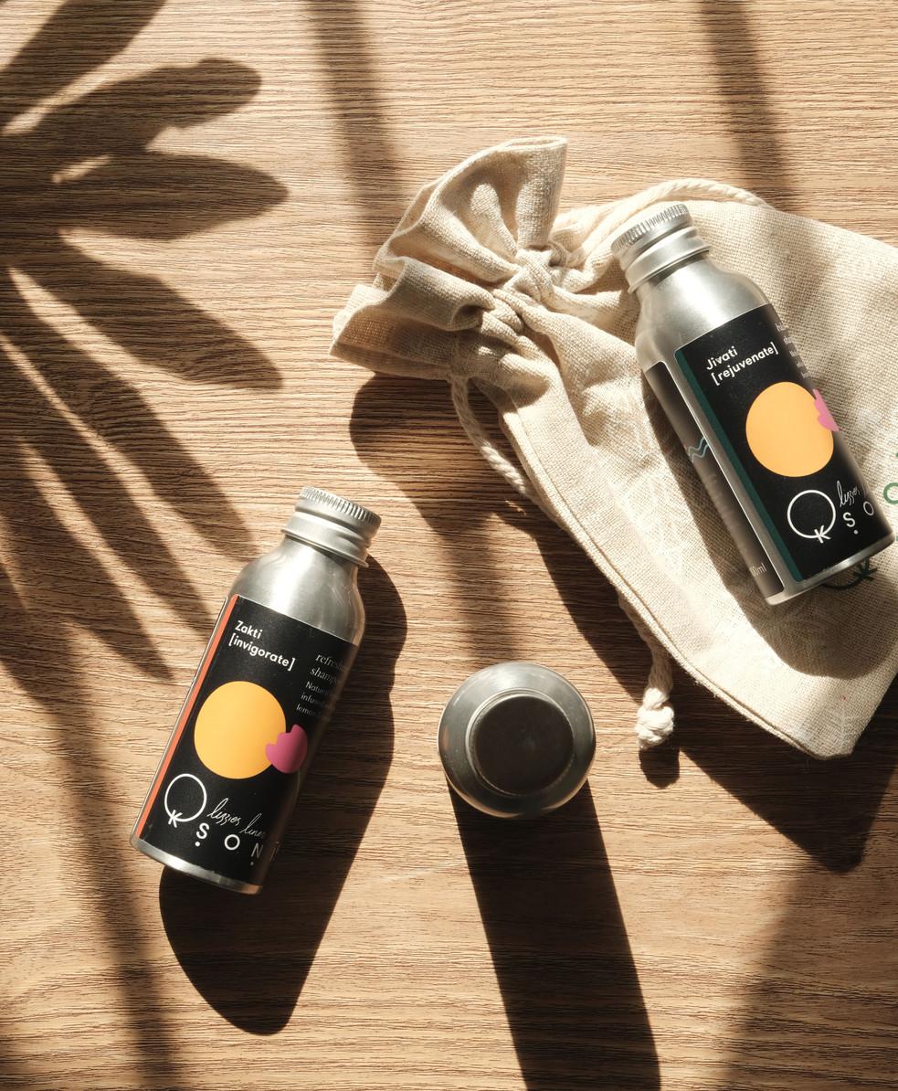 Beauty eco friendly brand: Ksoni