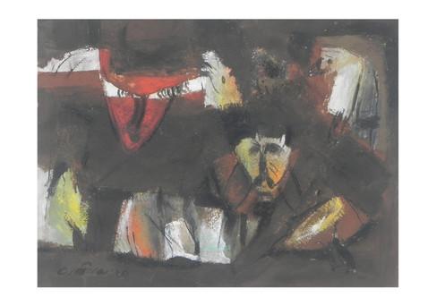 """Rural Darkness"" by Kartik Chandra Dinda"