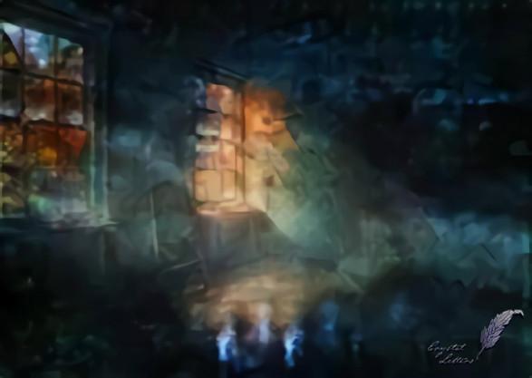 """Studio Depression"" by Crystal Davis"