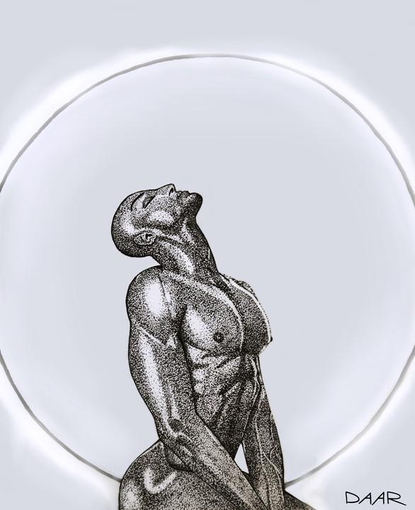 """""""Man in the Sun"""" by Maria Krasyuk"""