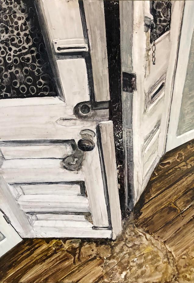 """CF Front Doors"" by Michael Frechette"