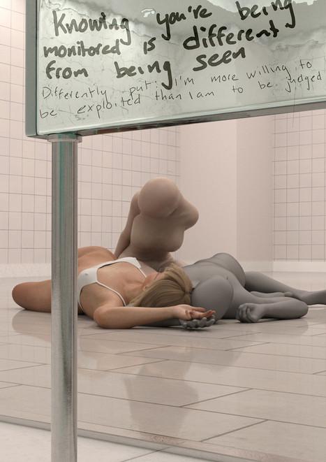 """""""Monitored I"""" by Swaeny Nina Kersaan"""
