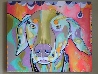 Custom Pet Portraits Available YAY