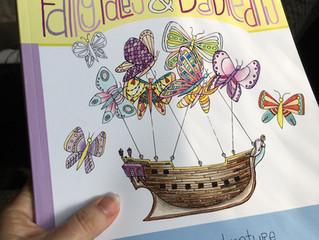 new coloring book Fairytales & Daydreams