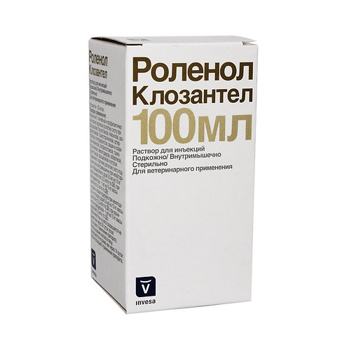 Rolenol Closantel 100ml