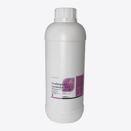 Albendazol% 10 1 litr (Agrofarm)
